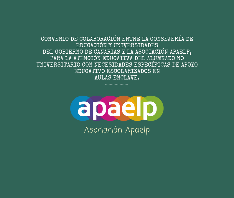 Convenio de Colaboración con la Consejería de Educación
